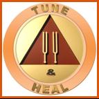tune&heal logo